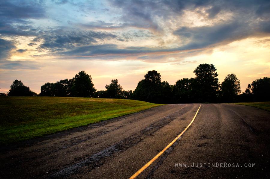 Along The Way by JustinDeRosa