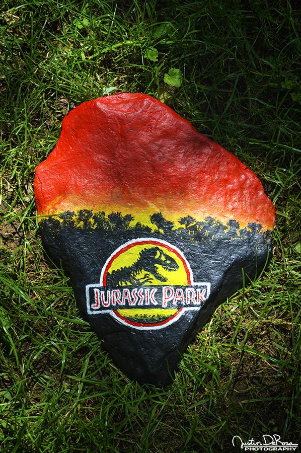 Jurassic Rock by JustinDeRosa