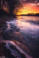 Winter's Light by JustinDeRosa