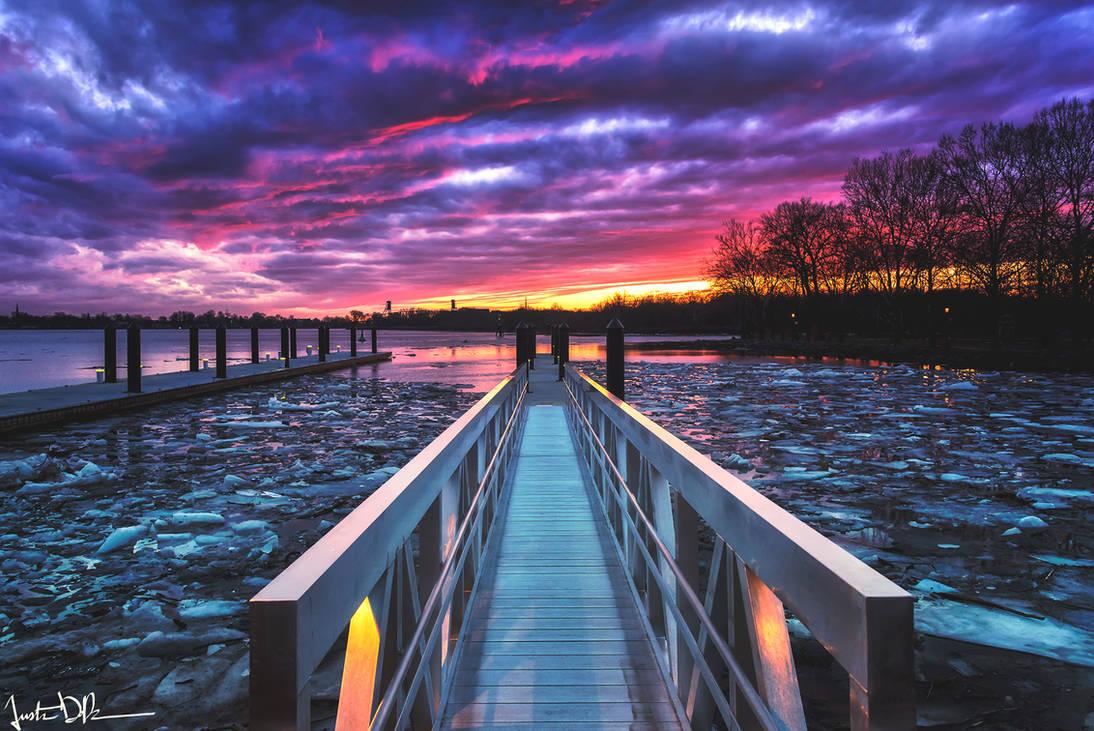 Twilight Ice by JustinDeRosa
