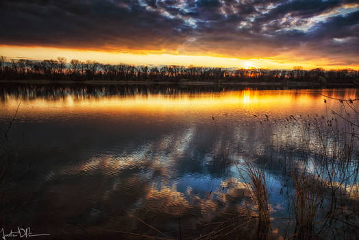ripples of time by JustinDeRosa