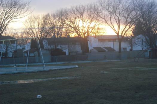My parks scenery