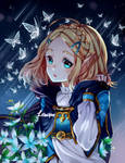 Silent Princess, Zelda