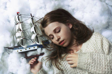 To dream of peaceful getaways by gokate1
