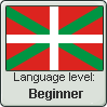 Basque BEGINNER stamp by rtew135