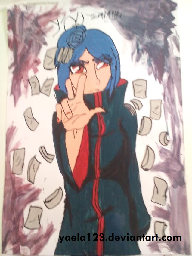 Konan by yaela123