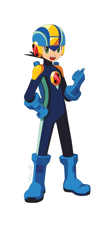 Megaman Battle Network  Air Shoes Wiki