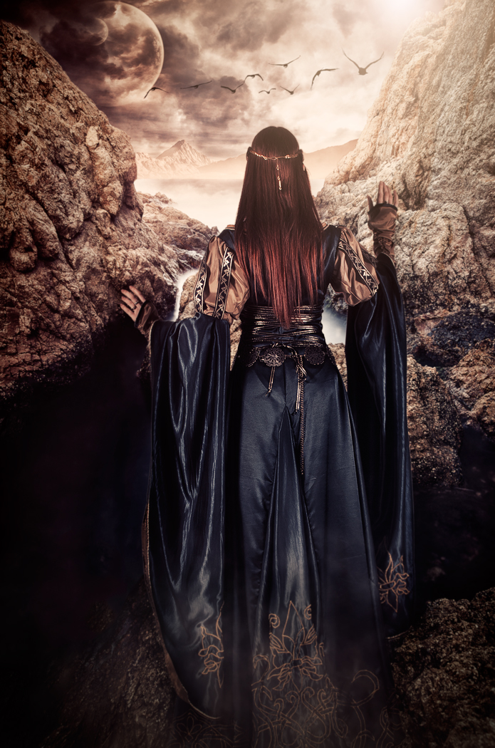 Fantasy III by joselaya