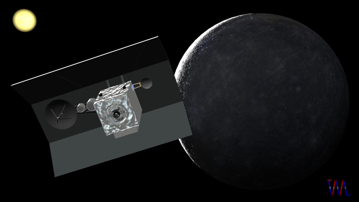 Mercury by VisualMotionMedia