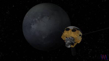 Pluto by VisualMotionMedia