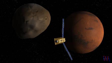 Mars System: Deimos by VisualMotionMedia