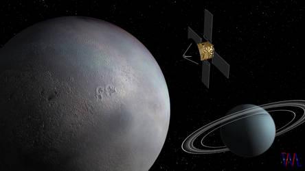 Neptune System: Triton by VisualMotionMedia