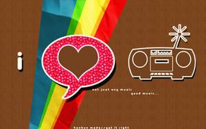 Music Lover I by HonBun