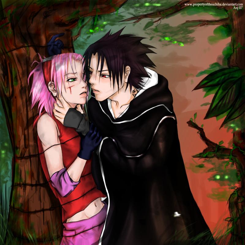 Into the woods by we-love-sasuke