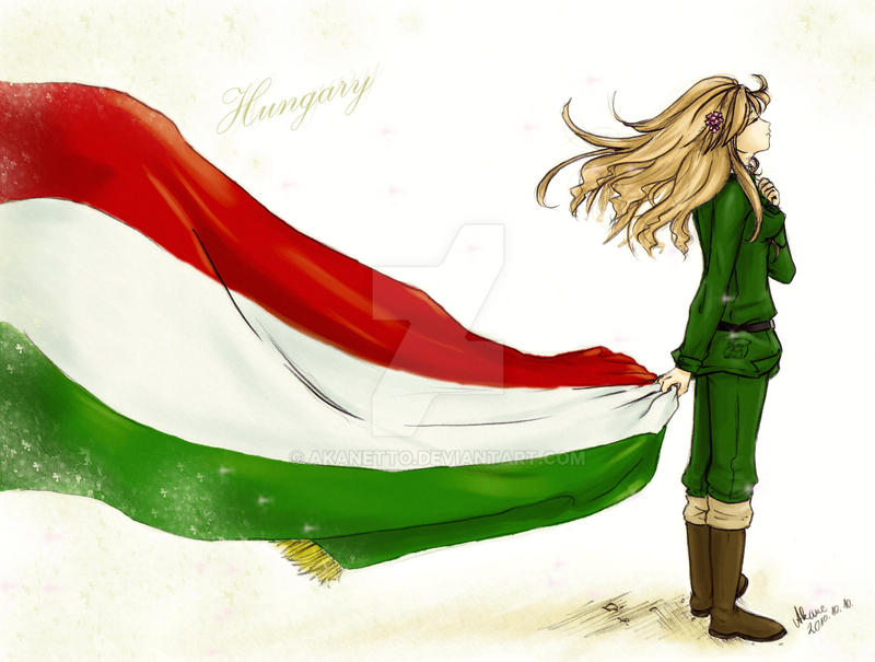 -Hungary- by Akanetto