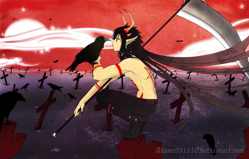 Au revoir Gecko Moria Ravens_by_akane931110-d6w3hvc