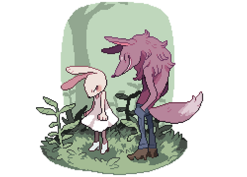 Wolf and Bun