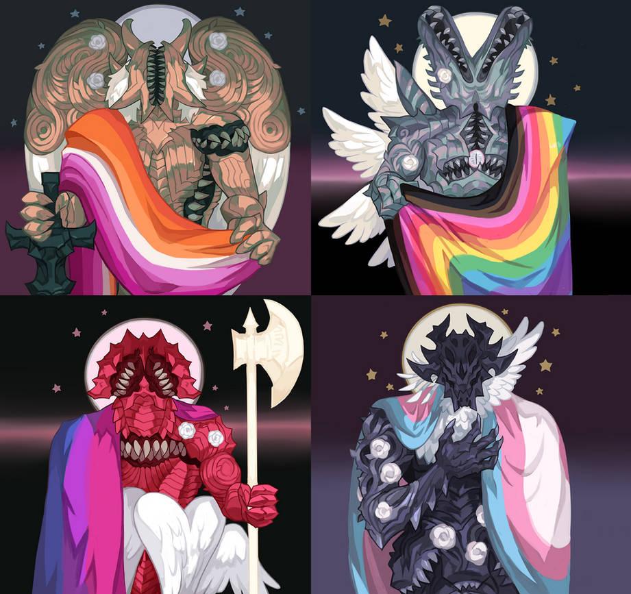 Pride Demons