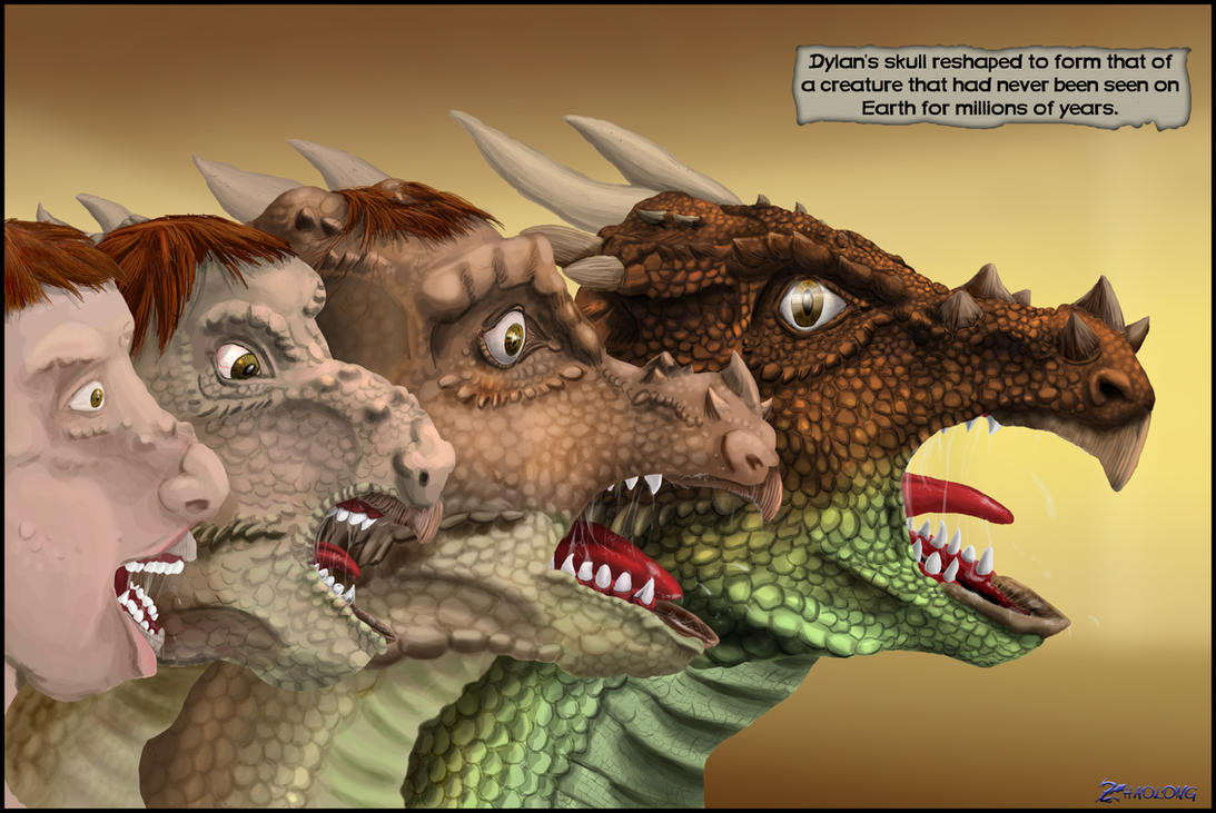 Triceratops transformation by canneryratt on DeviantArt