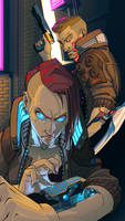 Cyberpunk 2077 - Same time. Same place...