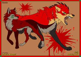 Swiftkill and Bloodspill by Skippydippi