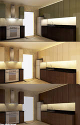 Kitchen Options by dinamohammad