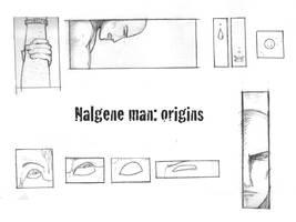 Nalgene man- origins by juliolsson
