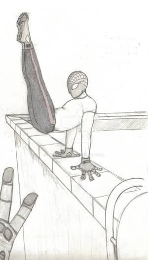 Spiderman reimagined