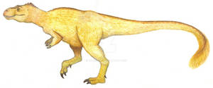 Feathered T. rex (Yutyrannus huali)