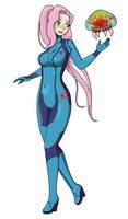 Zero Suit Fluttershy