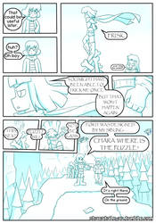 CharaTale Chapter 2 Page 30 by Lizzymun