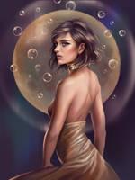 Paint Along Challenge 2 - Fernanda Suarez by Tarivanima