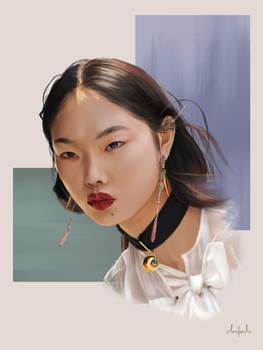 Portrait Study 2 - 2020
