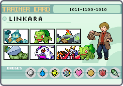 Pokemon Trainer Linkara