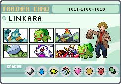 Pokemon Trainer Linkara by OkaMilan
