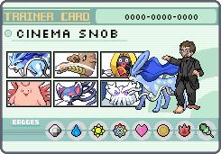 The Pokemon Snob by OkaMilan