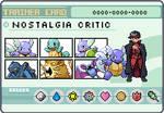 Pokemon Trainer Nostalgia Critic