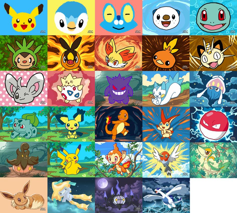 Uncategorized Pokemon Drawing Games pokemon art academy drawing collection by okamilan on deviantart okamilan