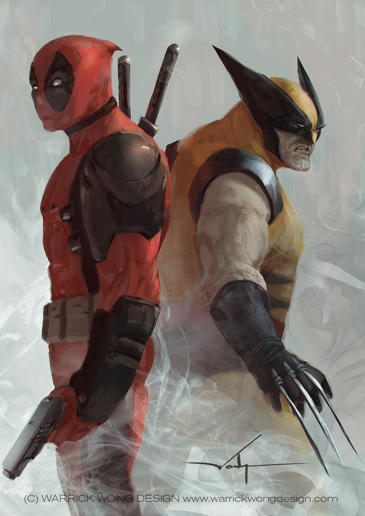 deadpool vs movie deadpool - photo #16