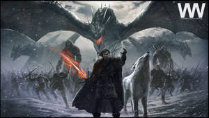 Jon Snow - Azor Ahai