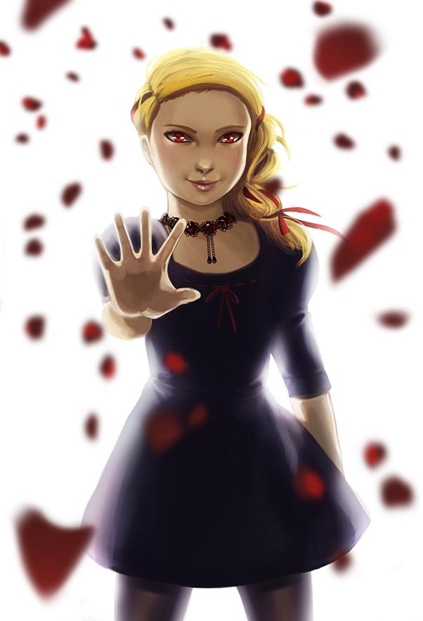 Wicked child ~ Dark Natalia by DreamingInferno