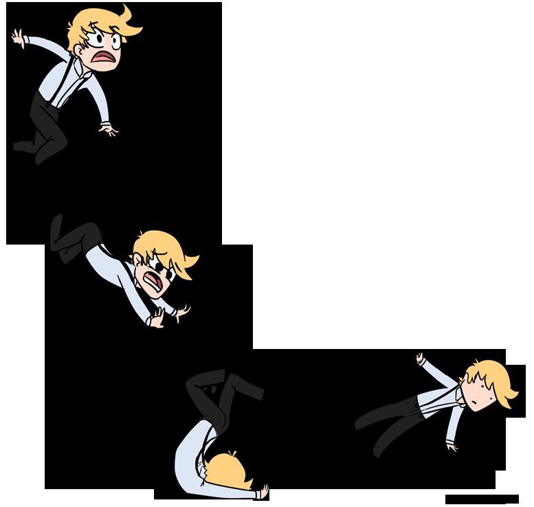 What I hear when Hero falls by Triple-Torch-Art