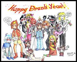 Happy Drunk Year by Katie777