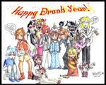 Happy Drunk Year