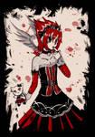 Tokiho as Gothic Lollita xD