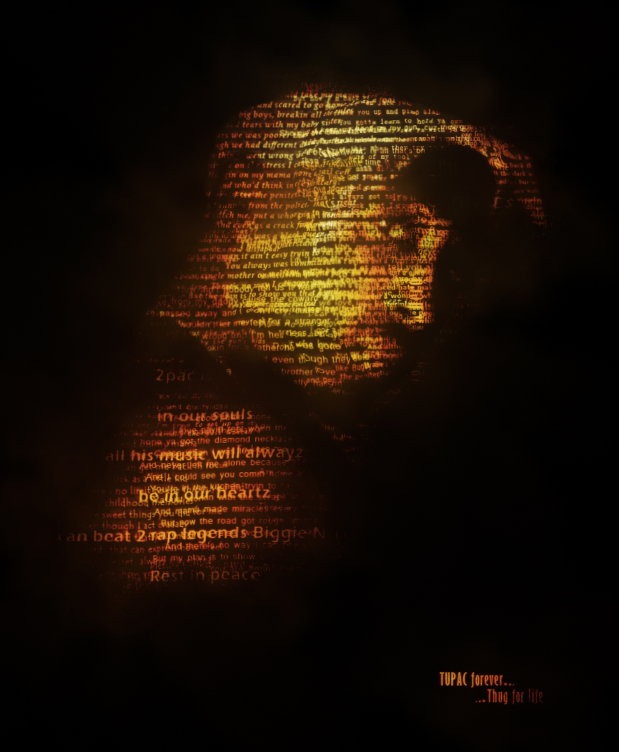 2Pac Remember by MrAlexBad