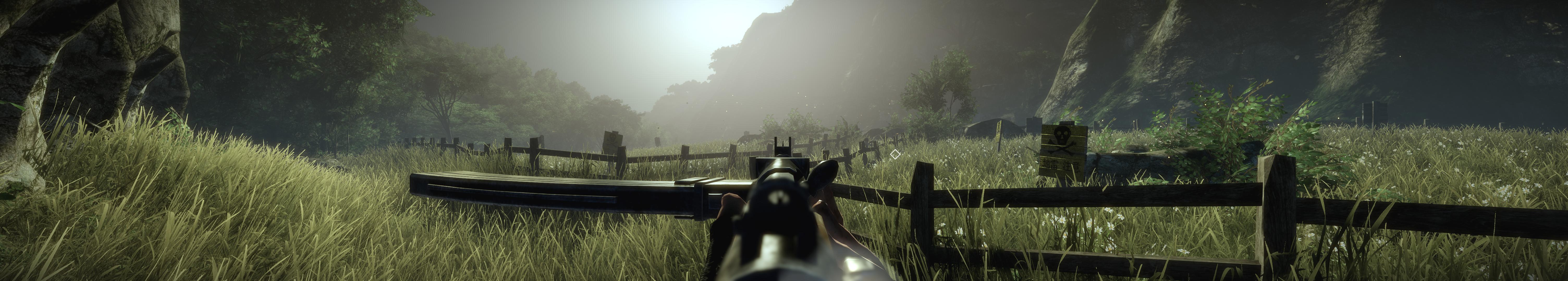 Battlefield BC 2 Eyefinity by MrAlexBad