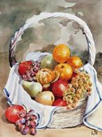 My Basket. by kya-azar