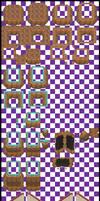 Mountain Rock Tiles: Version 1