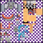 Pokemon Center Tileset